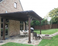 810-painted-pergola-on-flagstone-porch