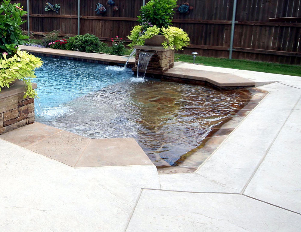 Traditional Tile And Pools On Pinterest