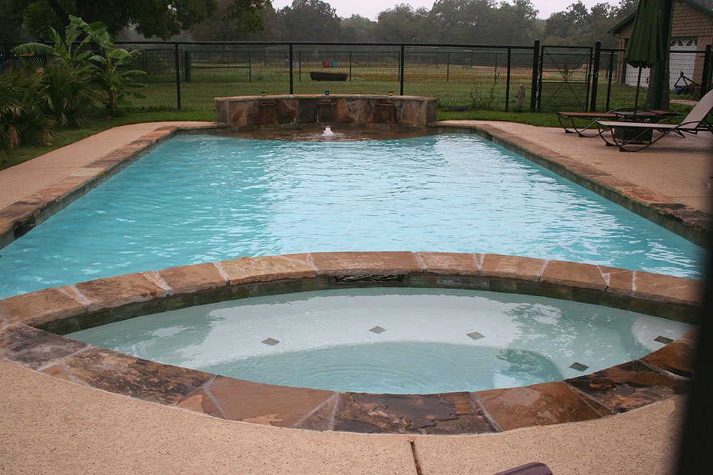 The 25 Best Traditional Pool And Spa Ideas On Pinterest Pool Ideas Spanish Style Homes And