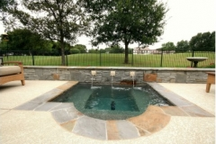 2017 Best of UAG - Residential Concrete - Spa