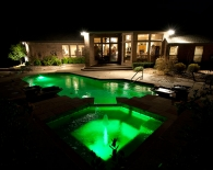 Zodiac LED Lighting and Deck Jets