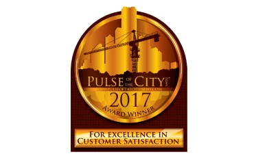 2017 Pulse of the City - Customer Satisfaction