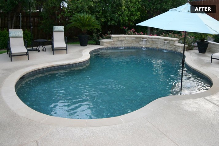 Keller Custom Pool Builder, Ft. Worth & Weatherford