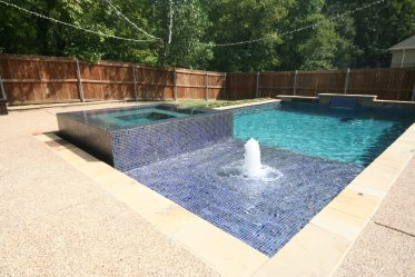 Hottest Pool Trends for 2018 - Pulliam on backyard concrete, indoor pool options, backyard fence options, backyard roof, inground pool options, backyard basketball court options, fiberglass pool options, pool resurfacing options, baby pool options,